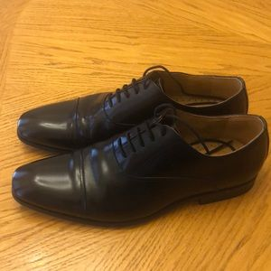 Florsheim Oxfords Black Leather Size 11.5 D